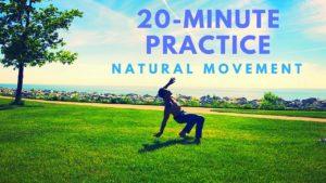 Natural Movement Workout
