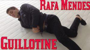 Rafa Mendes Guillotine Choke